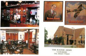Bader Arms Postcard