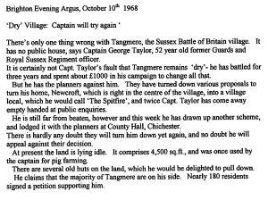 the village pubs tangmere village history project. Black Bedroom Furniture Sets. Home Design Ideas